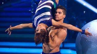 getlinkyoutube.com-Louis Smith & Flavia Showdance to 'Rule The World' - Strictly Come Dancing 2012 Final - BBC One