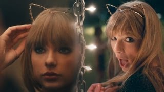 getlinkyoutube.com-TAYLOR SWIFT CAT EARS HEADBAND DIY