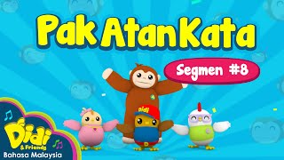 getlinkyoutube.com-Pak Atan Kata | Didi & Friends | Segmen #8
