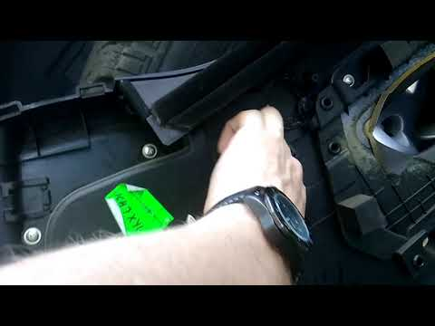 Тросик открывания двери на hover H3 new turbo