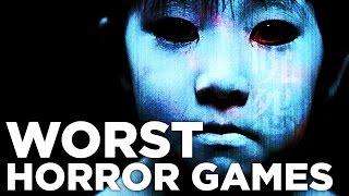 getlinkyoutube.com-Top 10 Worst Horror Games Ever Made