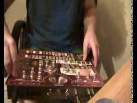 korg esx hardtek tribe tribecore encore (by matt la boucle folle)