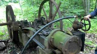 getlinkyoutube.com-15 h.p. Acme steam engine