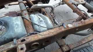 Made up some new brake lines i like the bender