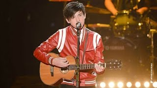 getlinkyoutube.com-Chris Sings Riptide | The Voice Kids Australia 2014