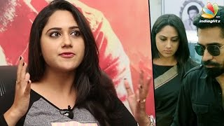 getlinkyoutube.com-No Fear of law and No Severe punishment leads to sexual harassment : Miya George Interview   Bhavana
