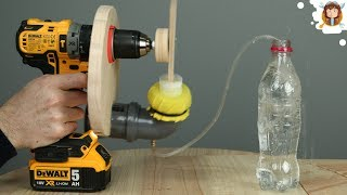 getlinkyoutube.com-How to Make an Air Pump