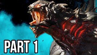 getlinkyoutube.com-Evolve Gameplay Walkthrough - Part 1 - MONSTER DOMINATION!! (XB1/PS4/PC 1080p HD)