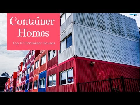 Awesome Houses Made from Shipping Containers