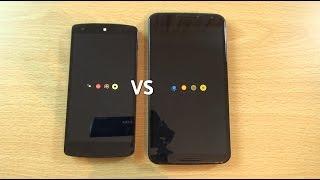 getlinkyoutube.com-Nexus 6 VS Nexus 5 Android 6.0 Marshmallow DP3 - Which is Fastest?