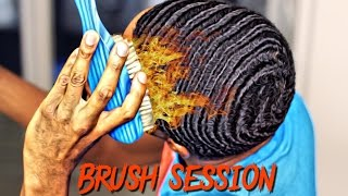 getlinkyoutube.com-360 Waves Brush Session