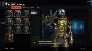 getlinkyoutube.com-Como sacar traje y casco HEROE (oro) en Black Ops 3