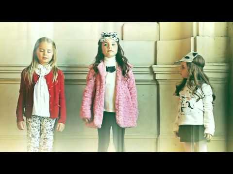 Nucleo Nenas moda infantil otoño invierno 2014