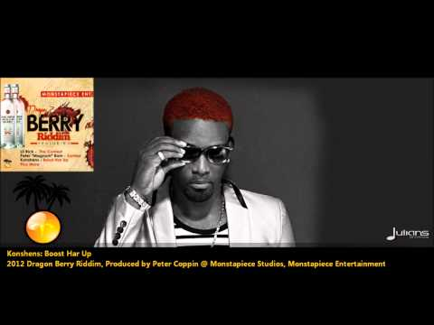 New Konshens : BOOST HAR UP [2012 | 2013 Soca][Dragon Berry Riddim, Monstapiece Ent.]