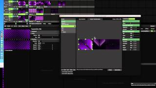 getlinkyoutube.com-Resolume Arena 4 - Projection Mapping : Exporting Multiple Video Via Syphon