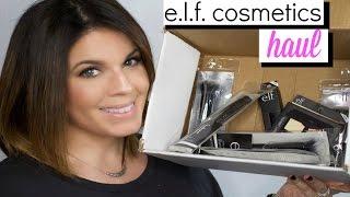 getlinkyoutube.com-elf cosmetics haul