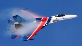 getlinkyoutube.com-Rc Russian Sukhoi 27-Big Scale Turbine Jet F3A-Pilot:Martin Lüthi at MFG Frauenfeld Meeting Mai 2013