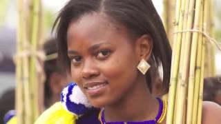 getlinkyoutube.com-Zulu And Swazi NAKED Virgin Girls Dance For Their King