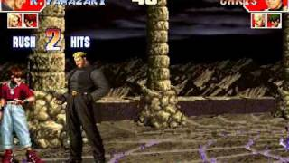 getlinkyoutube.com-KoF 97 : 【TAS】 playthrough