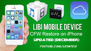 getlinkyoutube.com-How to restore a CFW with libimobiledevice and patch iOS 9.2 [UPDATED]