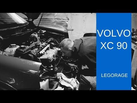 ИЗ СТАРОГО VOLVO в НОВЫЙ  Volvo Polestar 2018 / Работы под капотом