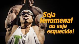 getlinkyoutube.com-Caio Capi (Japamorfo) - Seja fenomenal ou seja esquecido! (Motivacional Costas e Bíceps Musculação)