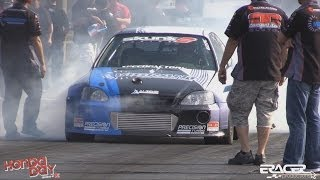 Vibrant Sport FWD | Eliminations Round by Round | Honda Day Atco 2014 | ERacer