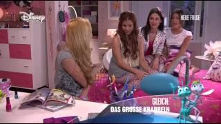 getlinkyoutube.com-Violetta Staffel 2 - Eine böse Überraschung während der Pyjamaparty (Folge 10) Deutsch
