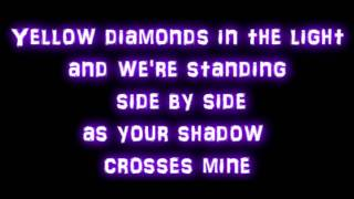getlinkyoutube.com-Rihanna - we found love ft. Calvin Harris LYRICS