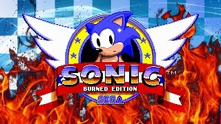getlinkyoutube.com-Sonic 1: Burned Edition - Walkthrough