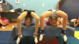 getlinkyoutube.com-Art of Gymnastics and Cheer