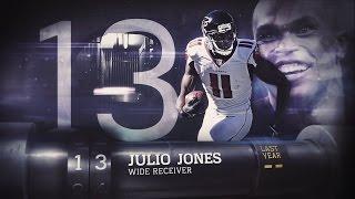 getlinkyoutube.com-#13 Julio Jones (WR, Falcons) | Top 100 Players of 2015