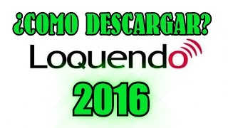 getlinkyoutube.com-Como Descargar TextAloud + Voces Loquendo - 2016!