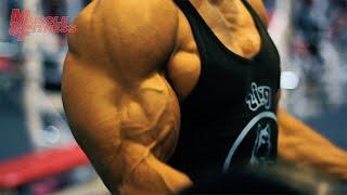 getlinkyoutube.com-Bodybuilding Motivation - 오현석&류제형 이두훈련
