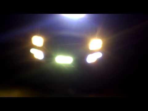 Все освещение на моем Hover H5