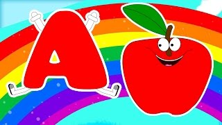 getlinkyoutube.com-ABC Phonics Song | ABC Songs For Children | Nursery Rhymes Collection For Kids by Teehee Town