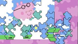 getlinkyoutube.com-juegos de peppa pig rompecabezas