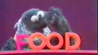 getlinkyoutube.com-Sesame Street: Cookie Monster - FOOD