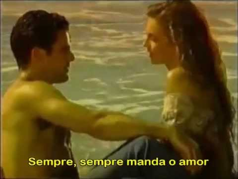 Thalia - Marimar / Clipe oficial legendado em portugus [BRASIL]