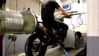 getlinkyoutube.com-Husaberg FS 570 supermoto Dyno run @ Turbotec