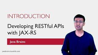 REST Web Services 01 - Introduction