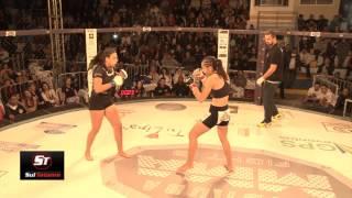 Imbituba MMA Figth 3   Adriana