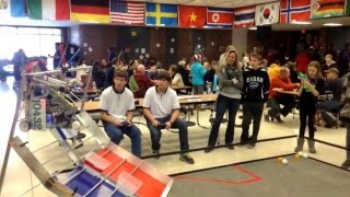 FTC 10432 Elk River MN demo full hang with all clear - 160 points