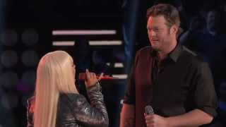 Christina Aguilera & Blake Shelton – Just A Fool