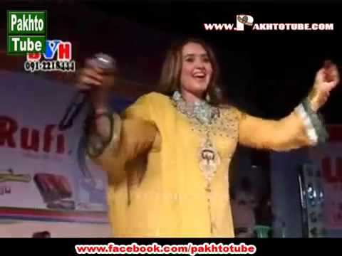 Pashto live dance song