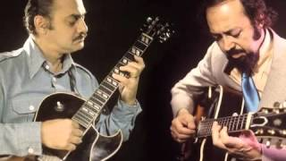 getlinkyoutube.com-Barney Kessel & Stéphane Grappelli - Honeysuckle Rose