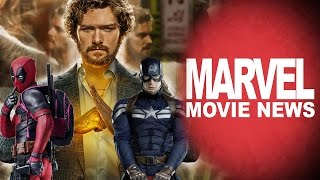 Does Iron Fist Live Up To The Hype? and More Marvel Headlines   Marvel Movie News Ep 123