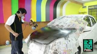 getlinkyoutube.com-Rubber Paint : สีลอกได้ Part 3