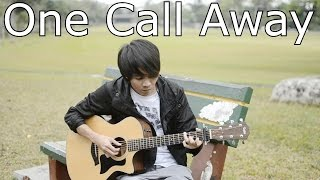 One Call Away - Charlie Puth (fingerstyle guitar cover)
