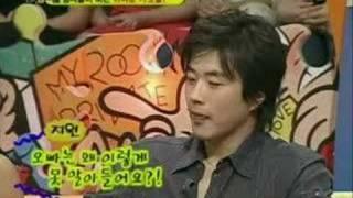 getlinkyoutube.com-Ha Ji Won and Kwon Sang-Woo Part2